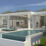02 Samui Seaview Villas Front View