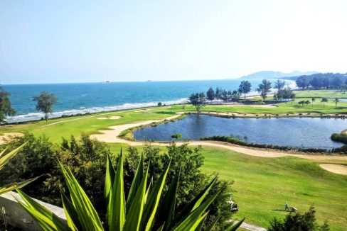 02 Stunning Sea&golf Course View