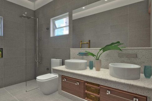 07 Ensuite master bathroom