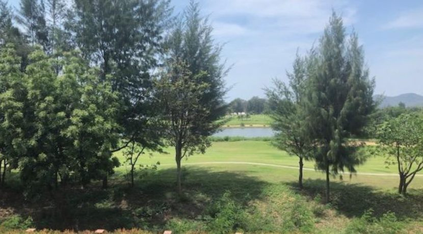 14 View to Sea Pines golf course