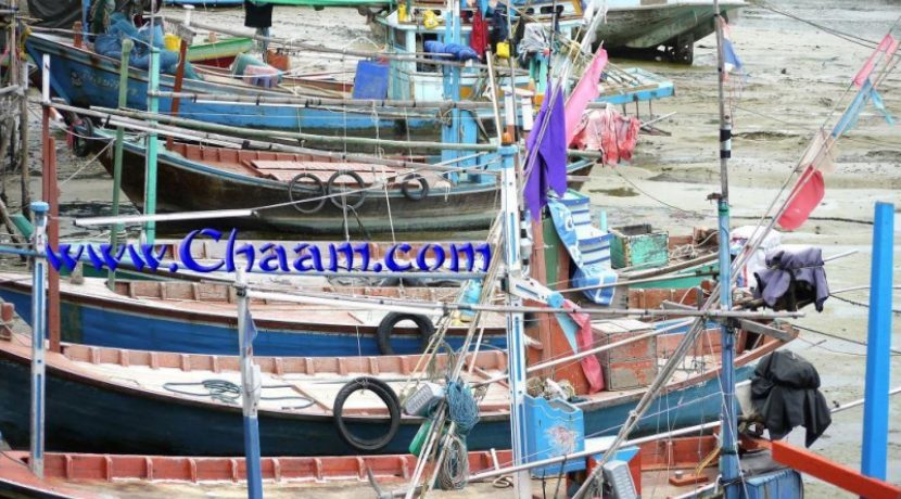 93 Cha-am fisherman's village2
