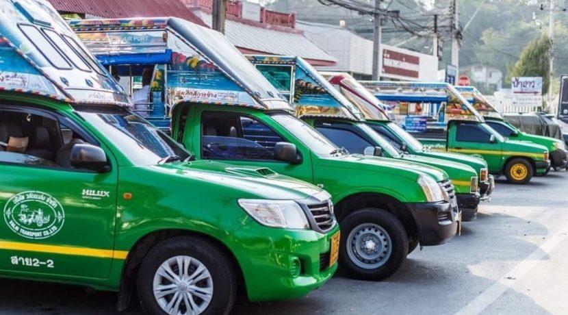95 Khao Takiab - Hua Hin Minibus