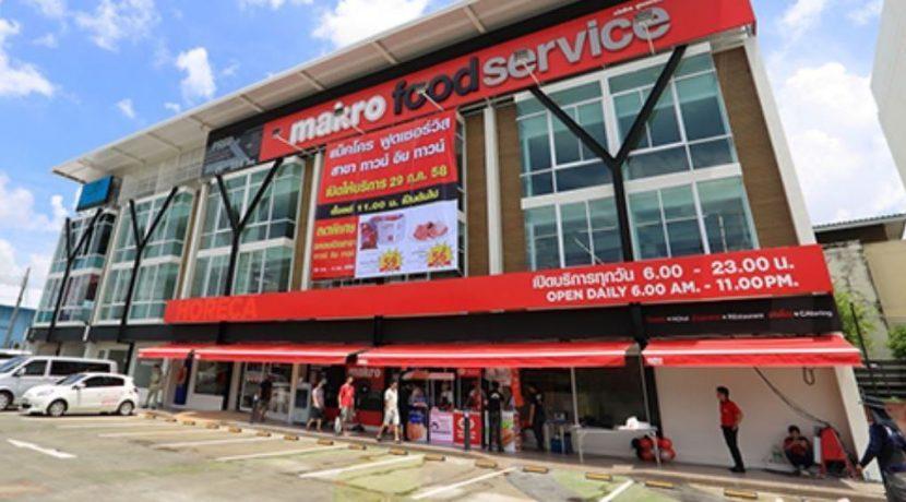 95 Makro Food Service Cha-am
