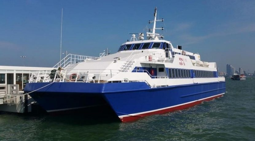 96 Ferry Hua Hin to Pattaya