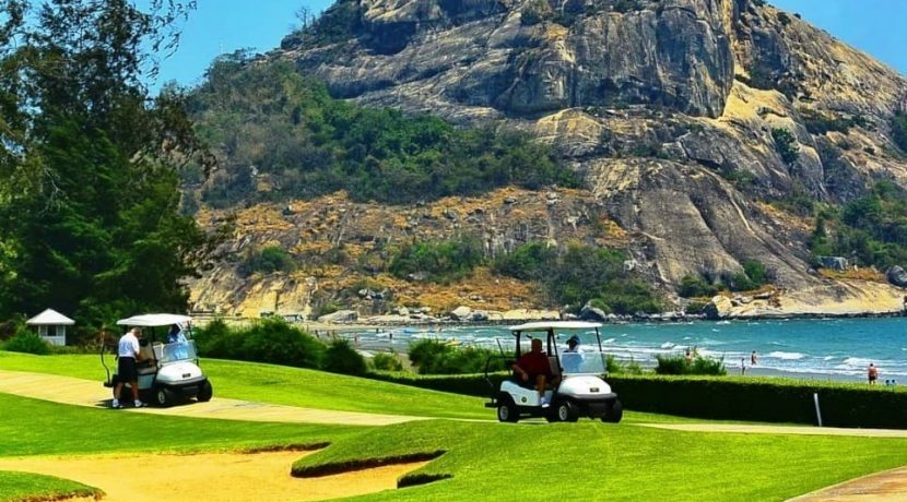 96 Sea Pines golf Course
