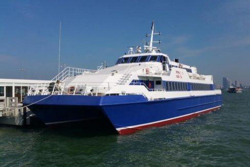 98 Ferry Hua Hin to Pattaya