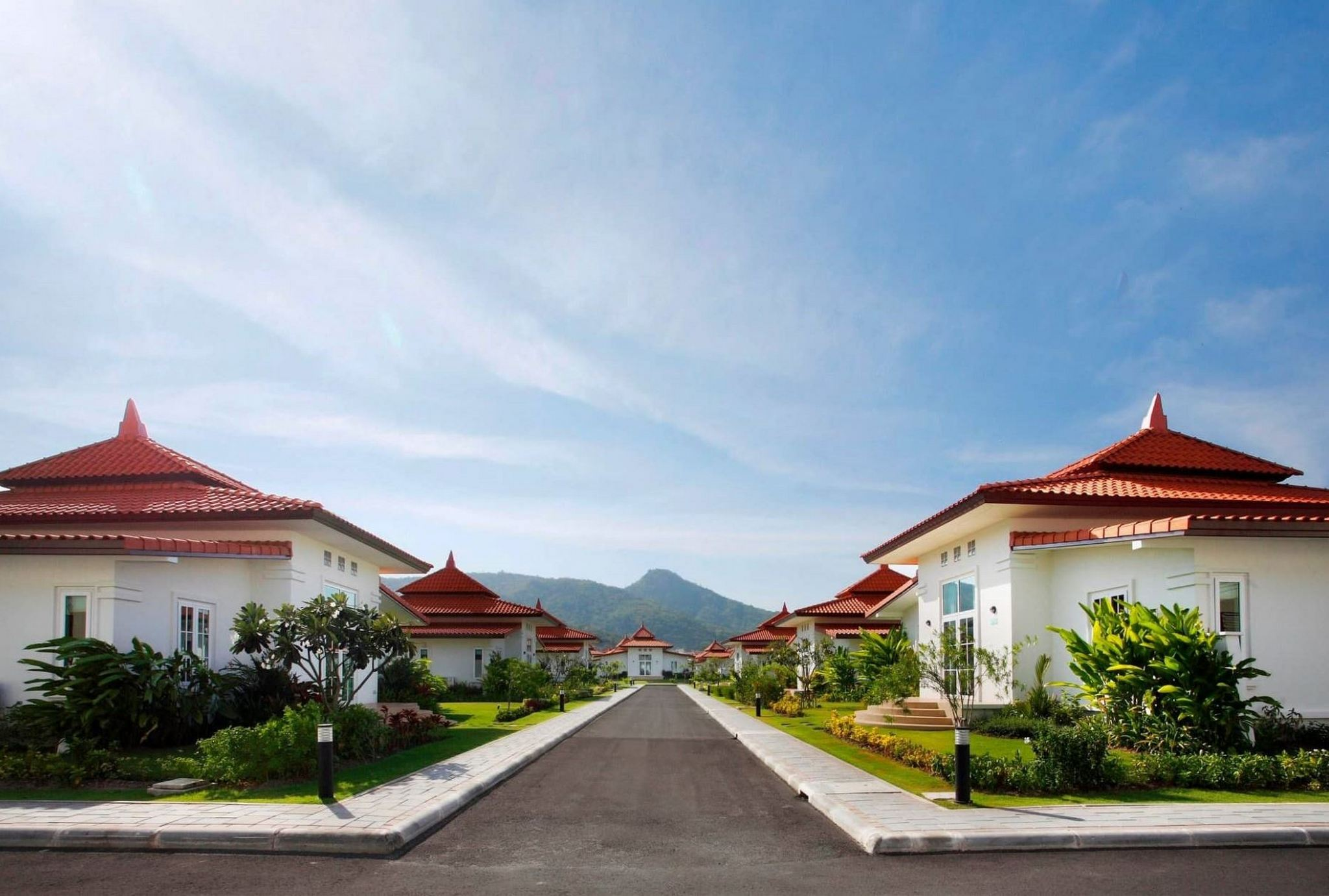Two-Bedroom Luxury Pool Villas in Hua Hin at Banyan Village