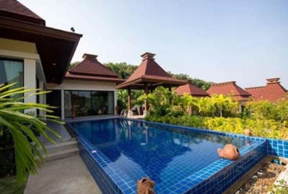 Beautiful Sea View Villa at Hua Hin Panorama Resort