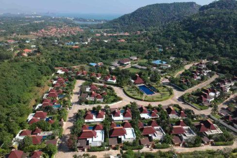 80 Panorama birdseye view