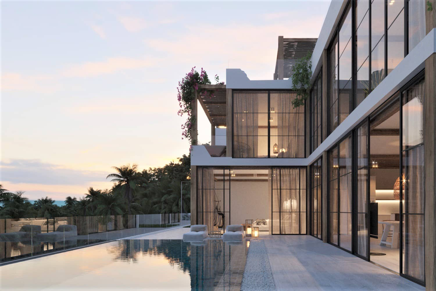 Spectacular Koh Samui Villa with Seaview to Chaweng Noi Bay