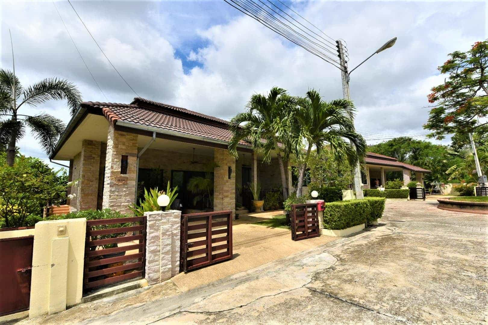 Well-designed House at Hua Hin Horizon Village