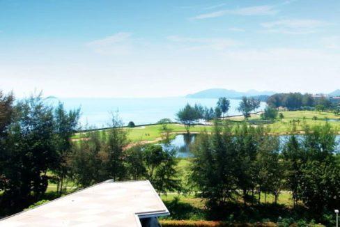 04 Pine Sea&Golf view