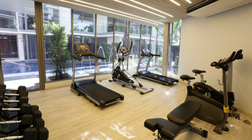 73 Pine Gym