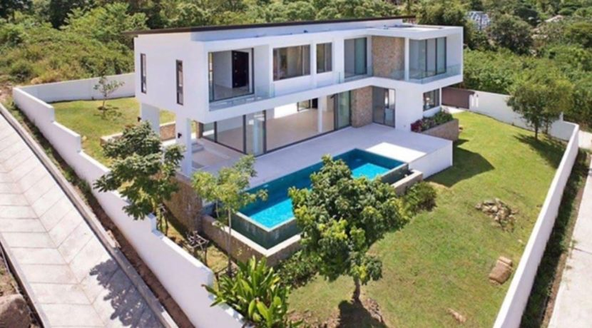 01 Modern Sea View Villa