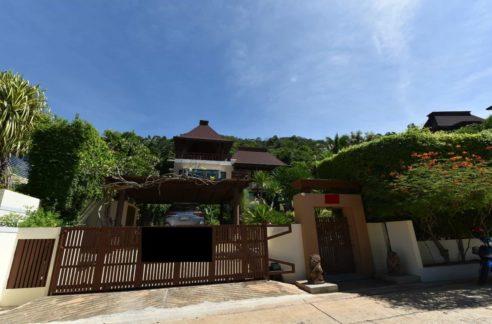 01 Panorama Seaview Villa