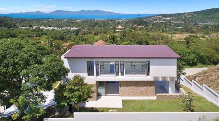02A Modern Sea View Villa