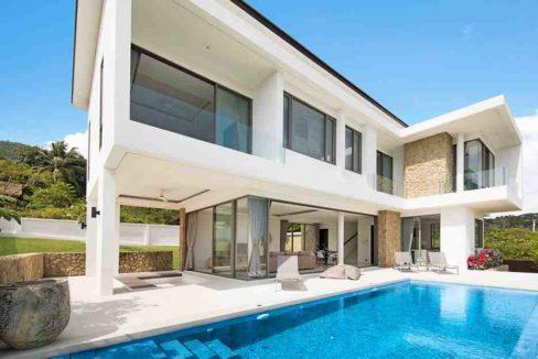 03A Modern Sea View Villa