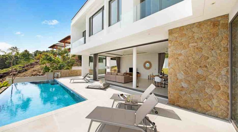 03B Modern Sea View Villa