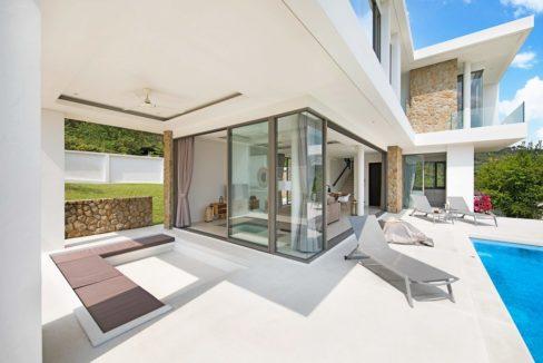 03D Modern Sea View Villa