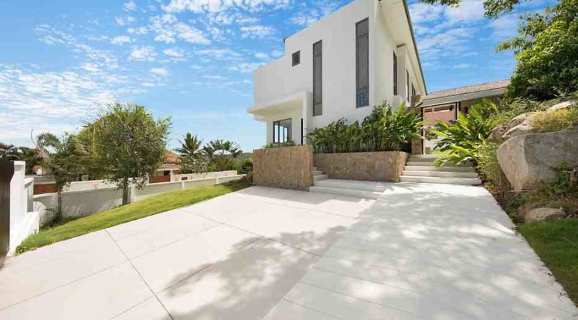 04 Modern Sea View Villa