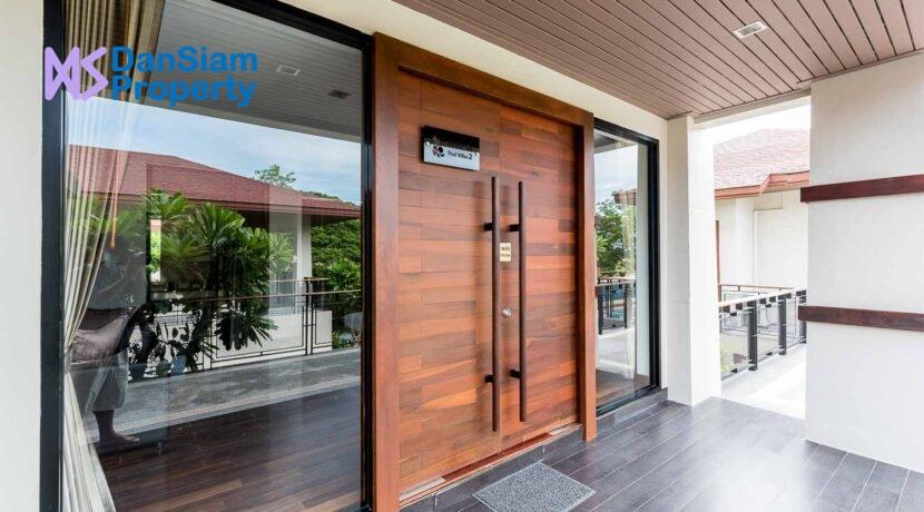 P2#20 Plumeria#2 Entrance (Bedroom#1)