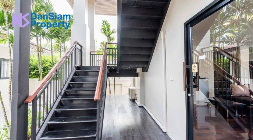 P2G#25 Plumeria#2 Stairway (Bedroom#2)