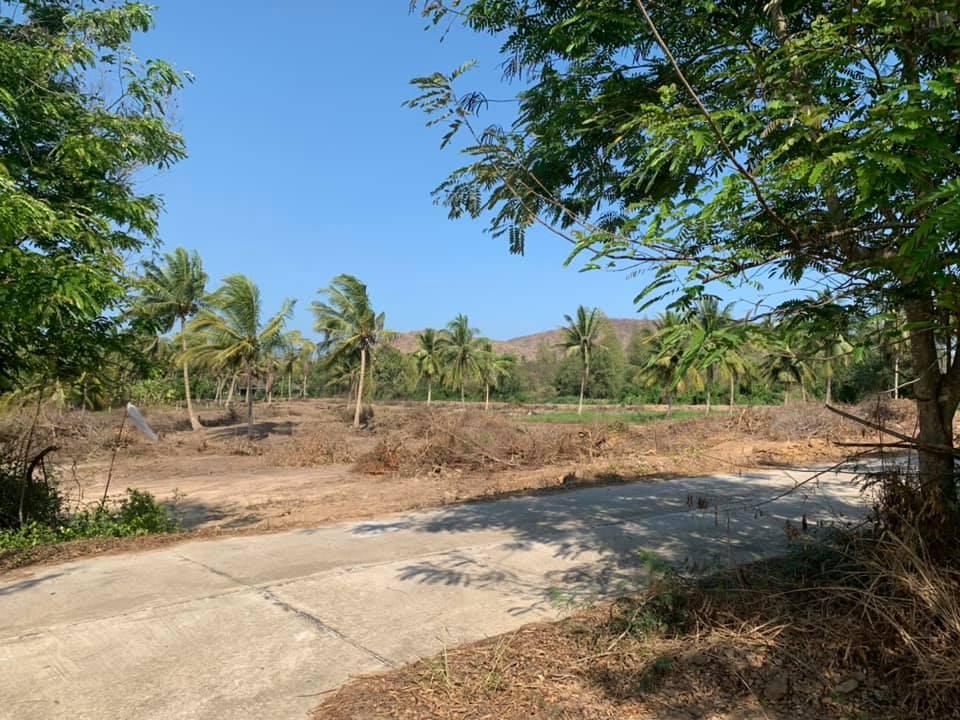 Great Value 5-Rai Land Plot near Hua Hin at Pranburi Wang Pong
