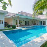 01 Palm Villas Pool Villa