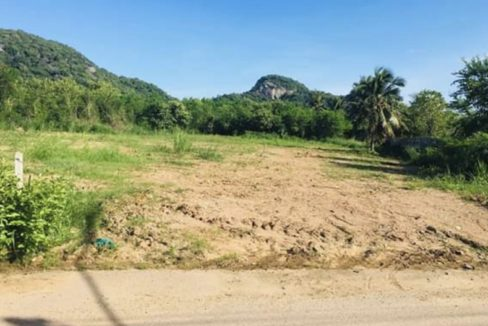 01 Two Large Plots Of Land In Kao Tao