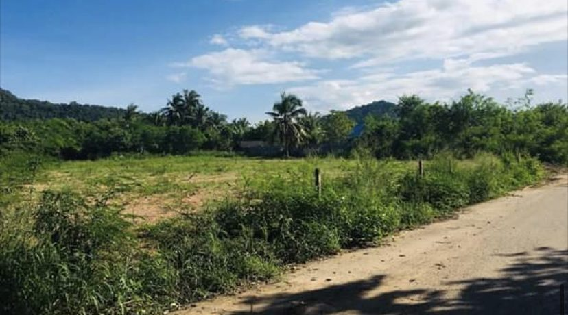 06 Two Large Plots of Land in Kao Tao