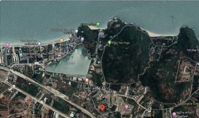 09 Two Large Plots of Land in Kao Tao