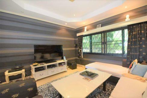 14 TV Room (Bedroom #3)