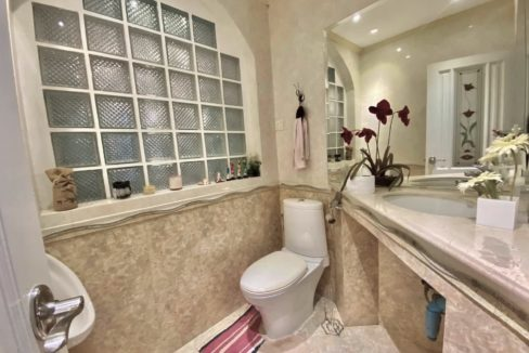 50 Guest washroom