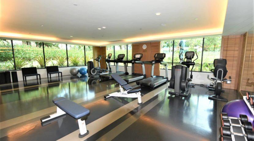 95 Amari Resort fitness center