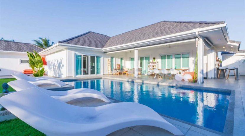 01 Oasis Villas Pool Villa