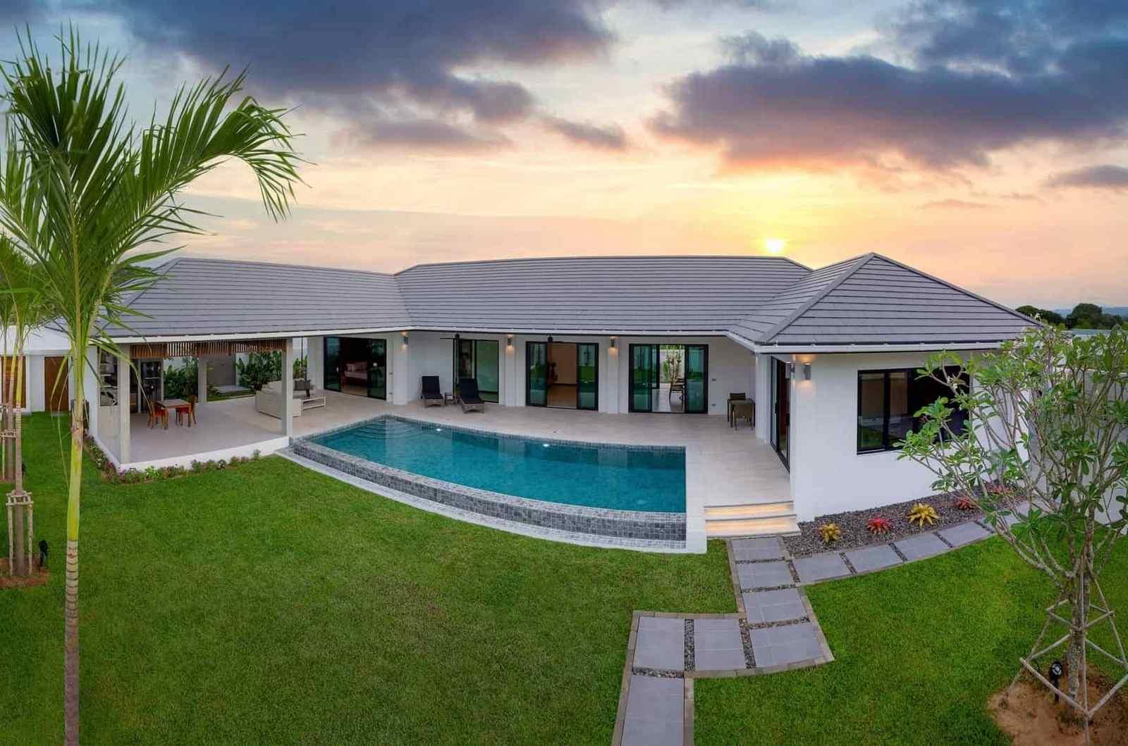 Modern Balinese style Villa in Hua Hin at Hillside Hamlet8