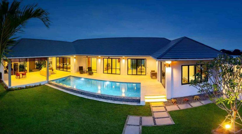 01B Hillside Hamlet8 Modern Bali Villa