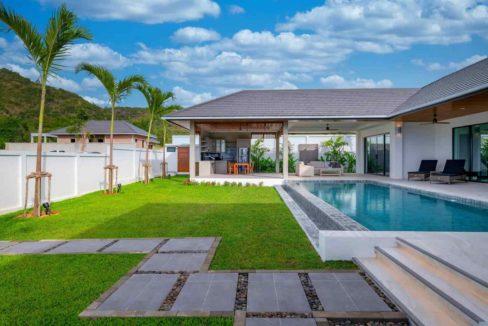 02 Hillside Hamlet8 Modern Bali Villa