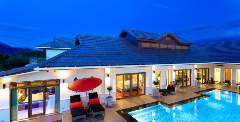 Luxury Bali-style Mansion in Hua Hin at Hillside Hamlet6
