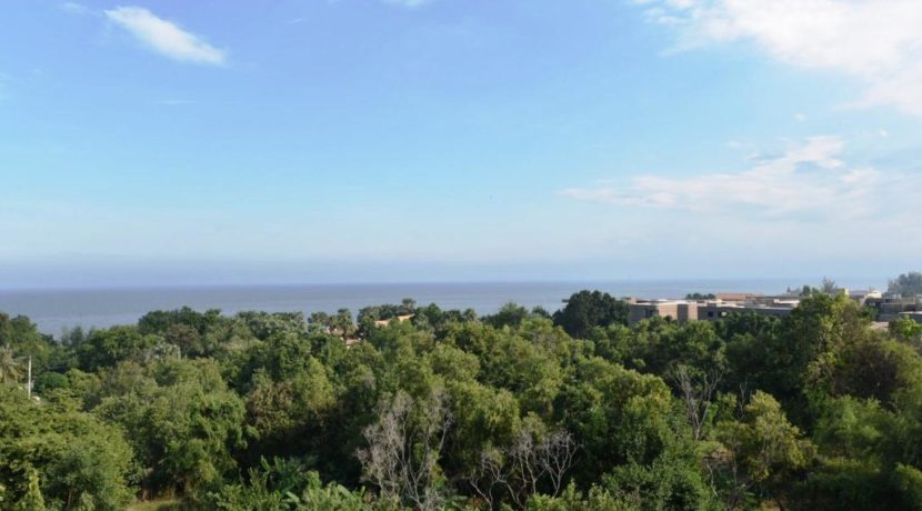 13 Ocean view from balcony (2-Bed unit)