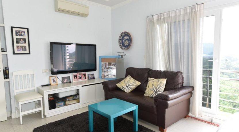 31 Master bedroom TV corner (2-Bed unit)