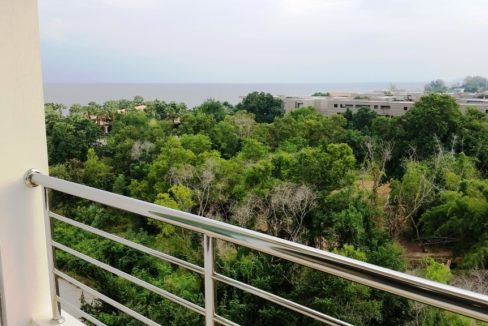 53 Ocean view from balcony (1-Bed unit)