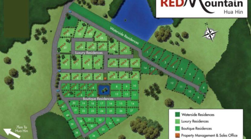 70 Red Mountain Masterplan