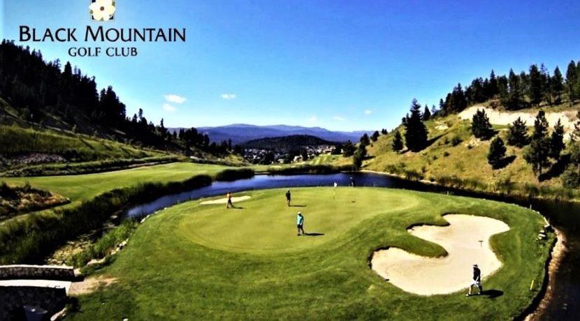 83 Black Mountain Golf Course