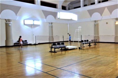 87 Palm Hills Sports Club badminton courts