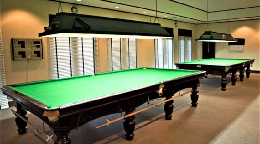 89 Palm Hills Sports Club snooker