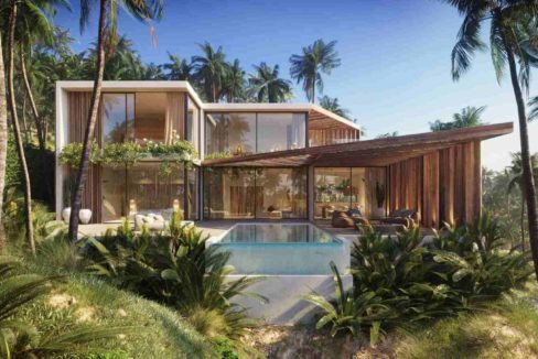 01 Exceptional Samui Villa Project