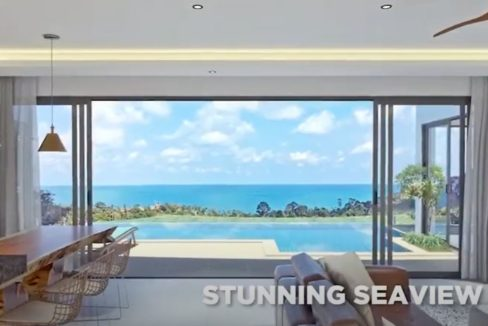 10 Living room with great sea view