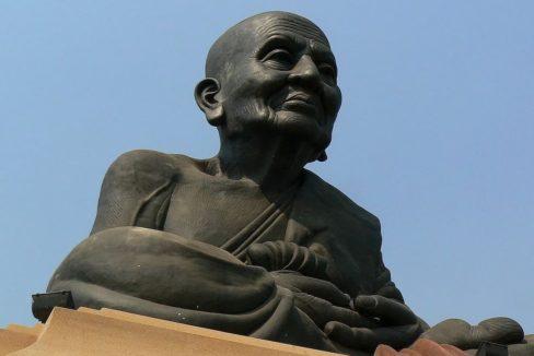 96 Wat Huay Mongkol (Black Buddha)