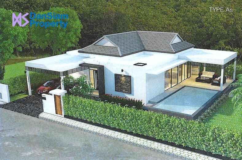 New Development in Hua Hin near Sea & Golf (Phase II)